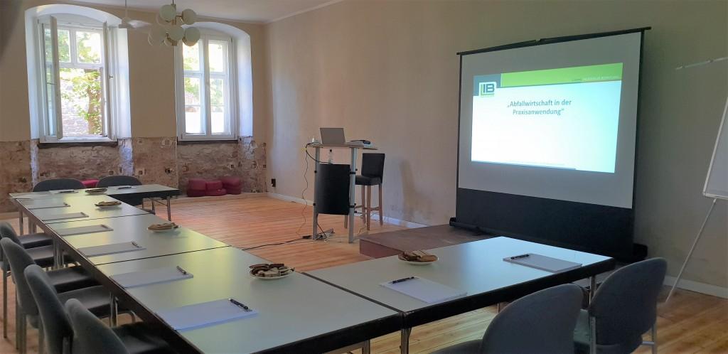 Seminarraum LIB Beratung